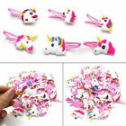 Cartoon Unicorn Hair Clips Hairpins Hair Jewelry Accessories
