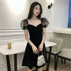 PUNK CAKE SHOULDER GOTHIC LACE SHIRT SLIM FIT TOP DRESS