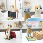 Cute Kitty Cat Support Desk Stand Holder Mount Decor for Universal Phone Tablet