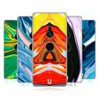 HEAD CASE DESIGNS COLOURFUL AGATES SOFT GEL CASE FOR SONY PHONES 1