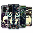 HEAD CASE DESIGNS AZTEC ANIMAL FACES 3 HARD BACK CASE FOR HUAWEI PHONES 1