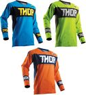 Thor 2018 S8 Fuse Bion MX/ATV Jersey Adult All Sizes & Colors