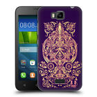 HEAD CASE DESIGNS LUXURIOUS ORNAMENTS HARD BACK CASE FOR HUAWEI PHONES 2