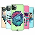 HEAD CASE DESIGNS FAUNA HIPSTERS HARD BACK CASE FOR APPLE iPHONE PHONES