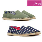 Joules Flipadrille Canvas Pumps Shoes (W) **FREE UK Shipping**