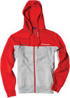 Factory Effex Licensed Honda Tracker Jacket Red/Grey Mens All Sizes