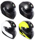 AGV Adult Motorcycle Street SPT Modular Carbon Helmet All Colors S-2XL