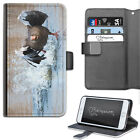 GOOSE ON WATER PHONE CASE, LEATHER WALLET CASE, COVER FOR SAMSUNG, APPLE ETC