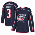 Seth Jones Columbus Blue Jackets adidas Authentic Player Jersey Navy