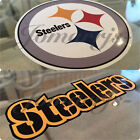 Pittsburgh Steelers Sticker Decal Vinyl Sign NFL Terrible Towel Football 3 Sizes $4.49 USD on eBay