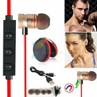 Red -YP56 Magnetic BT Handsfree Headset Earphone For Cell Phone HuaWei
