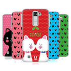 HEAD CASE DESIGNS CHRISTMAS CATS SOFT GEL CASE FOR LG PHONES 2