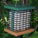 Bird Feeder Recycled  2 Cake Plastic Suet Birdfeeder ! photo