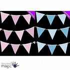 2m New Baby Shower Arrival Congratulations Polka Dot Garland Bunting Decoration