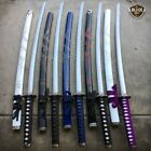 Japanese Samurai Sword KATANA High Carbon Steel Ninja Blade Dragon Tang Machete