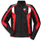 Ducati Speed 3 Textile Jacket by Alpinestars Black Red White