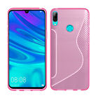 Case For Huawei P20 Pro P30 Pro Lite PSmart Cover Hybrid Shockproof Silicone