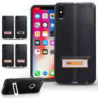 Hybrid Armor Shockproof Rugged Bumper Case For Apple iPhone X 8 7 / Samsung S8