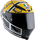 AGV Adult Motorcycle Full Face Corsa Goodwood Black Helmet Clear Shield S-2XL