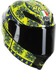 AGV 2017 Adult Corsa Rossi LTD WT Motorcycle Helmet SM-2XL