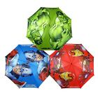 Marvel® Avengers Junior 100% Polyester Character Umbrellas - Automatic Opening