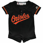 Baltimore Orioles Majestic Newborn & Infant Alternate Cool Base Romper Jersey - on Ebay