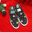 Fashion Mens Suede Leather Slip On Loafers Rivet Casual Summer Clubparty Shoes