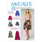 McCall's 6994 Sewing Pattern to MAKE Skirts (Learn to Sew) Beginner Pattern