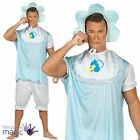 Adults Mens Big Baby Stag Party Novelty Fancy Dress Costume Halloween Outfit