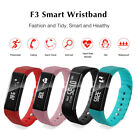 Bluetooth Smart Watch Bracelet Wristband Pedometer Sport Sleep Fitness Tracker