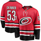 Jeff Skinner Carolina Hurricanes Fanatics Branded Breakaway Player Jersey Red