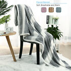 Flannel Fleece Blanket Microplush Lightweight Soft Warm Blanket Twin Full Queen image