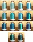Hemingworth Embroidery Thread-TURQUOISES-On This Page-Convenient Color Families