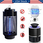 Electric Bug Zapper Fly & Mosquito Killer Insect Bug Trap Lamp with UV Light