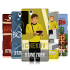 OFFICIAL STAR TREK EMBOSSED ICONIC CHARACTERS TOS BACK CASE FOR SONY PHONES 3 on eBay