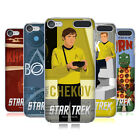 OFFICIAL STAR TREK EMBOSSED ICONIC CHARACTERS TOS CASE FOR APPLE iPOD TOUCH MP3 on eBay