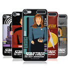 OFFICIAL STAR TREK ICONIC CHARACTERS TNG HARD BACK CASE FOR APPLE iPOD TOUCH MP3 on eBay