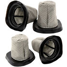 4 Pack HQRP Dust Cup Filter for Dirt Devil Versa Power Series Stick Vac Cleaners