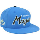 NBA Mitchell & Ness G023 Wool Team Color Orlando Magic Fitted Hat Cap on eBay