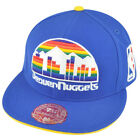 NBA Mitchell Ness Denver Nuggets TS51 Team Preferred Fitted Hat Cap on eBay