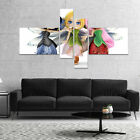 Designart 'Fairy Friends Posing Together' Abstract Portrait Canvas Art Print
