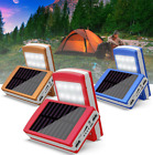 20000mAh Dual USB Handy Solar Battery Charger Power Bank LED For Cell Phone