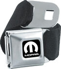 Seat Belt Buckle for Pants Men Women Kids Mopar M Logo White Black MPF-W10200 $21.95 USD on eBay