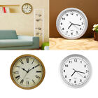 Vintage Style Mountable Round Wall Clock with Hidden Safe Wall Clock Safe
