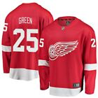 Mike Green Detroit Red Wings Fanatics Branded Youth Breakaway Player Jersey