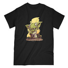 Shirt Yoda T Star Wars S Funny One Darth Rogue Tee Jedi Men Mens Vader Gift Cool $14.99 USD on eBay