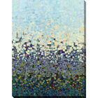 Mark Lawrence 'You Shall Love' Giclee Print Canvas Wall Art - Blue