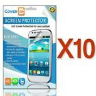 Lot For LG Optimus L90 High Quality Layered Mirror Screen Protector Shield Film