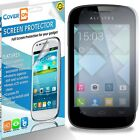 New HD Clear LCD Screen Protector Transparent Cover for Alcatel One Touch Pop C1