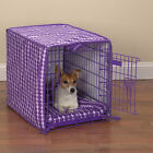 ProSelect 2-Piece Dog Pet Crate Cover & Bed Set 3 DESIGN CHOICES!